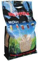 BREWFERM Barley Malt Roasted Black Dehusked 1500 EBC 250 grams